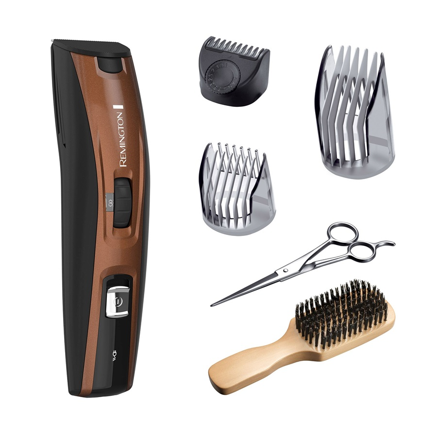 the beardsman beard boss full beard grooming kit copper edition remington products. Black Bedroom Furniture Sets. Home Design Ideas