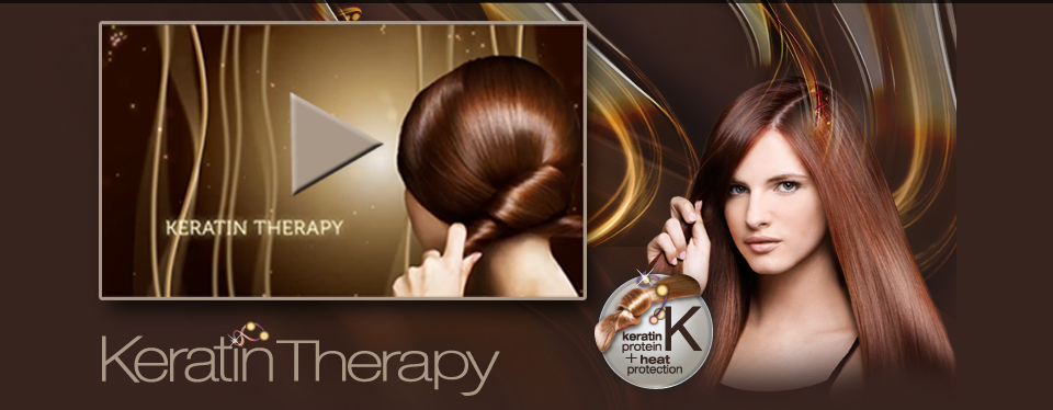 Keratin Therapy Video