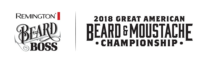 Remington Beard Boss 2018 Great American Beard and Mustache Championship