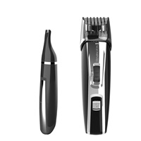 Beard Goatee & Stubble Trimmer and Detail Trimmer Gift Set