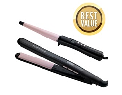 Pearl wand and Pearl Straightener