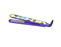 Remington Cool Tools Style Straightener Blue Green Dots S1690CT