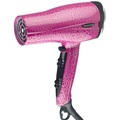 Remington Pretty Fierce Crackle Print Hair Dryer D1000CKL