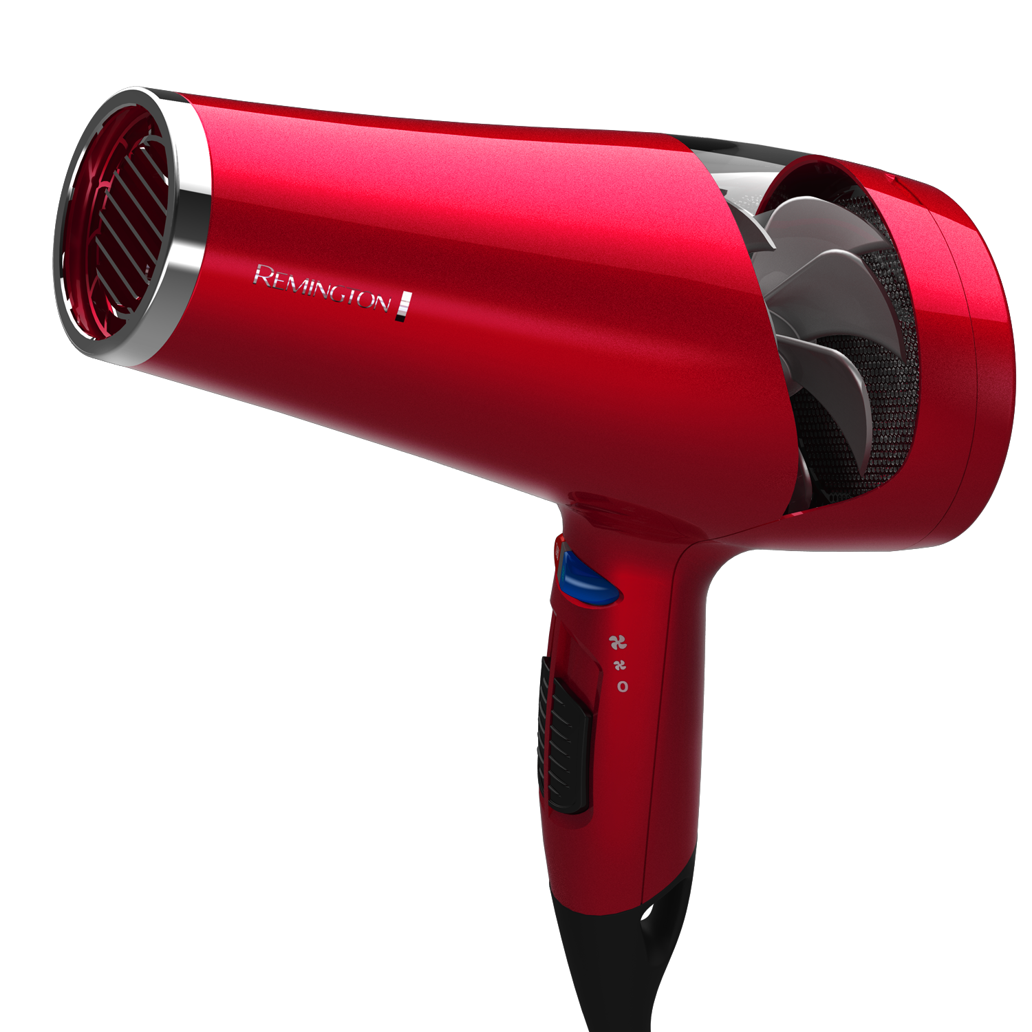 Blowdryer : Remington Products - Style Solutions Fast Finish Hair Dryer customer ...