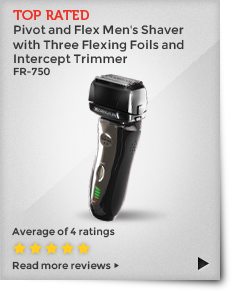 Top Rated Pivot and Flex Man's Shaver