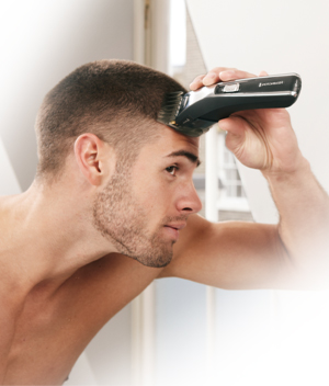 hair clipper styles precision power haircut and beard trimmer remington products 5734